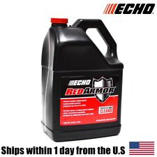 Genuine OEM ECHO Red Armor 2 Cycle Oil 50 Gallon Mix 50:1 6550050 1 Gallon