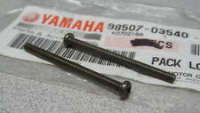 NOS Yamaha Pan Head Screws 04 05 YFM125 04 YFM350 05 YFM66 98507-03540 QTY2