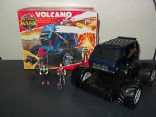 M.A.S.K volcano