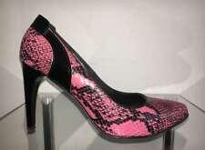 GF FERRE Damen Pumps High Heels Sexy Rosa Gr.: 38