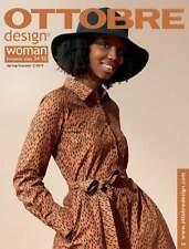 deutsche Zeitschrift OTTOBRE Design 02/2018 Woman Frühling/sommer