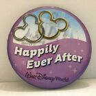 Orlando Disney World Mickey Happily Ever After Collectors Button
