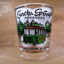 "EUREKA SPRINGS, ARKANSAS ""Shot Glass"" orig."