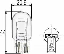 Bulb P21/5W 12V W21/5W 8GD008893-002 by Hella - 2 Units