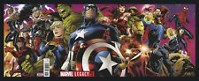 MARVEL LEGACY 1 JOE QUESADA 1ST PRINT NM THOR SPIDERMAN AVENGERS CAPTAIN AMERICA