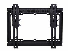 Slim TV Wall Mount Flat Tilt Bracket 22 24 27 32 39 40 Inch LED LCD Flat Screen