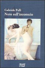 Note sull'inconscio - [Moretti & Vitali]