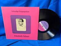Lebendige Vergangenheit LP Fridrich Schorr II LV 125 Austria Pressing NM-/VG++