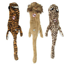 "SPOT ETHICAL SKINNEEZ SKINNEEEZ JUNGLE CAT 25"" ASSORTED  DOG TOY FREE SHIP USA"