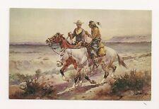 Artist signed H. W. HANSEN  Questionable Companions