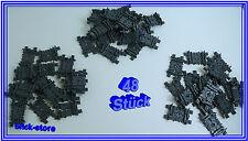 LEGO CITY / Tren / 48x Flex raíles (7897/7898 / 7938/7939/3677)