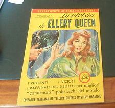 LA RIVISTA DI ELLERY QUEEN 1957 nr. 19 *ottimo* vedi inserzione