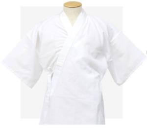 Japanisch Herren Traditionell Kimono Innere Unter Kleidung Han Juban Kragen Weiß
