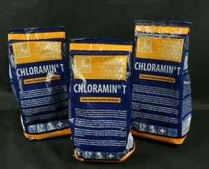 CHLORAMINE T Reduces Bacteria 200g - 500g - 1KG