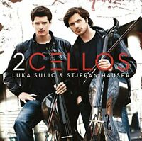 2Cellos (Sulic And Hauser) - 2Cellos (NEW CD)