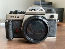 Olympus OM-4TI 35mm SLR Film Camera Body Only