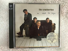 THE CRANBERRIES 2 x CD NO NEED TO ARGUE