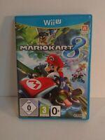 Mario Kart 8 Nintendo Wii U Game UK PAL free UK Post