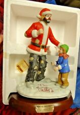 1990 Emmett Kelly Jr Spirit Of Christmas Vi Limited Edition Retail Price $200