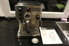 Rancilio Silvia 1100W Espressomaschine Siebträger Kaffeemaschine