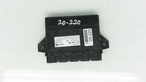 201-2013 Ford Taurus Door Lock & Alarm Anti-Theft Module Ag1z-15604-E