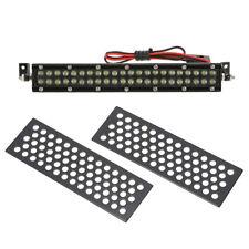 1/10 RC Véhicule Modèle 44 LED Light Bar Z-E0059 avec plaque de sable pour