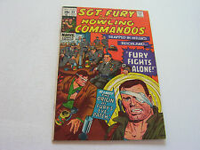 Sgt. Fury And His Howling Commandos #89 July 1971 Nazi Cover Art Very Fine+