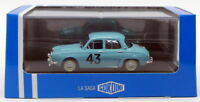 Atlas Editions 1/43 Scale AE005 - Renault Dauphine Gordini - Tour De Corsa 1959