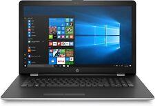 """HP 17-bs100na 17.3"""" Full HD IPS Laptop- i5-8250U 8GB 2TB AMD Radeon 530 GFX DVD"""