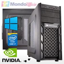 PC GAMING Intel i7 8700K - Ram 64 GB - SSD M.2 - HD 3 TB - GTX 1660 - Windows 10