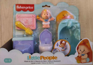 Little People Babys Badezeit neu OVP
