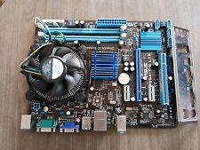 Asus P5G41T-M LX3 Board + Xeon Quad Core E5462 (12M Cach, 2.80G) + 4GB RAMs
