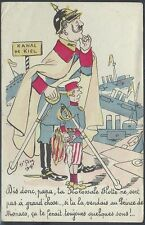 Collectable Posted WWI Military Postcards without Location (1914-1918)