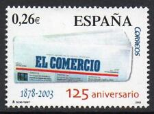 SPAIN 2003 MNH SG3984 Newspapers-100th Anniversary of El Comercio de Gijón