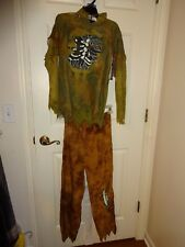 NEW Halloween Youth Kids' Creeping Zombie Costume Size L or 12-14 Walking Dead