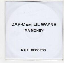 (FO284) Dap-C ft Lil Wayne, Ma Money - DJ CD