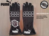 Go Kart Race Gloves –  F1 Team Kart racing gloves karting gloves with free gift