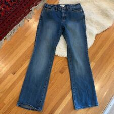 Michael Kors Women's Straight leg mid rise jeans sz 8
