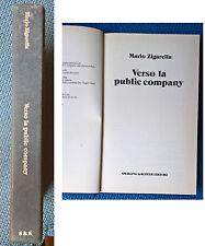 Verso la public company - Mario Zigarella - 1989, Sperling & Kupfer - L