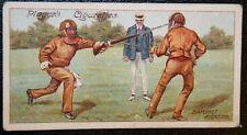 Bayonet Fighting   British Army Pre WW1 Sport    Original Vintage 1910 Card  VGC