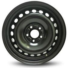"New 16""x6.5"" 5 Lug 2012-2014 Ford Focus Black Steel Wheel Rim 5x108mm"