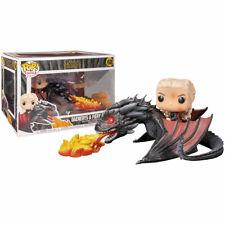Game Of Thrones Pop! Rides Vinyl Figure - Daenerys and Fiery Drogon *BRAND NEW*