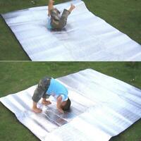 Sleeping Mattress Pad Waterproof Aluminum Foil EVA Outdoor Camping Picnic Mattre