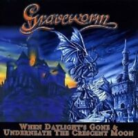 "GRAVEWORM ""WHEN DAYLIGHT'S GONE & UNDERNEATH THE CRESENT MOON"" CD NEU"