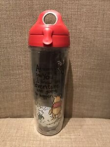 Tervis Winnie The Pooh As Soon As I Saw You Adventure Disney 24Oz Water Bottle