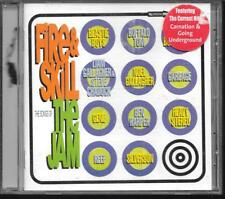 CD COMPIL 11 TITRES-FIRE & SKILL - THE SONGS OF THE JAM-GALLAGHER/HARPER/GARBAGE