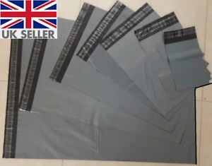 Recycled Poly Plastic Postage Bags Self Seal Postal Post Bag Mailing Parcel Bags