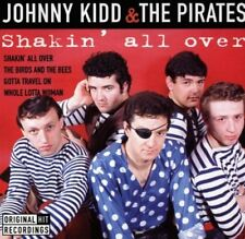 Johnny Kidd & The Pirates - Shakin' All Over (CD) 12 Tracks