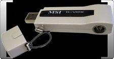 MSI K-VOX MINI DVB-T ADAPTER TV FERNSEH DVBT USB STICK BULK USB 2.0 FERNSEHEN !