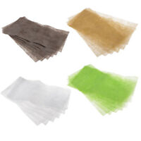 6pcs Fly Tying Wing Material Waterproof Insects Flies Wing Tying Materials
